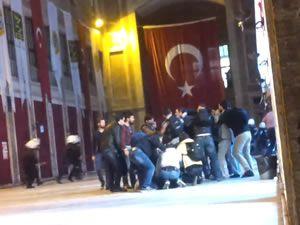 İstanbul Üniversitesi'nde olaylar durulmuyor