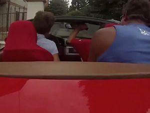 Ferrari'yle test sürüşü pahalıya patladı
