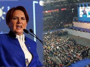 Meral Akşener, İYİ Parti'nin 4. Olağanüstü Kurultayı'nda konuştu...